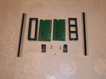 Amiga Boot Selector KIT *Turned pins*