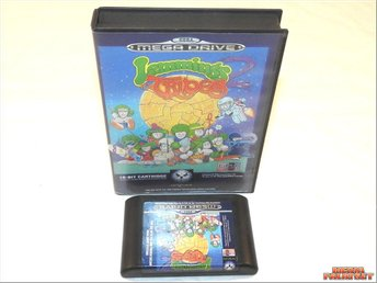 Lemmings 2: Tribes (SMD)