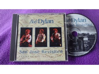 "Bob Dylan ""San Jose Revisited"" CD Italy 1992"