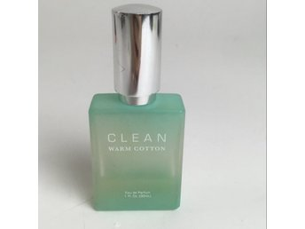CLEAN, Eau De Parfum, Warm cotton, Ljusgrön