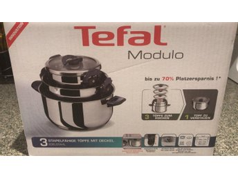 Nya Tefal grytor set induktion
