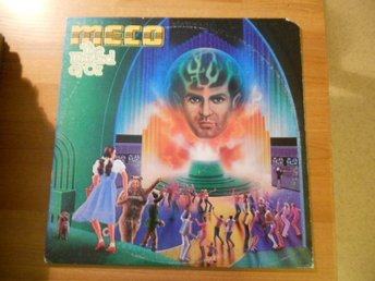 MECO, STAR WARS: THE WIZARD OF OZ.-LP.