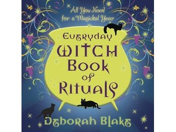 Everyday Witch Book of Rituals 9780738733432