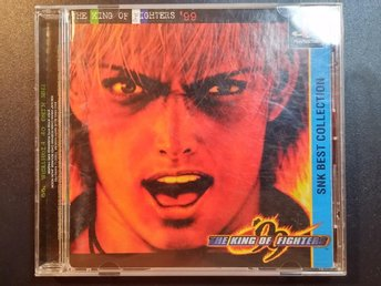 The King of Fighters 99 till Playstation - Fighting - Japanskt