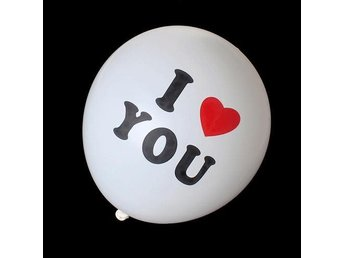 Ballonger - I love you  - 6-pack