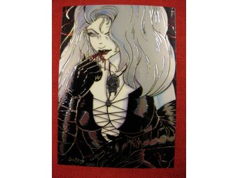 LADY DEATH - THE FINAL TOUCH - CHROMIUM 1994