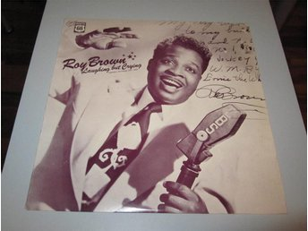 Roy Brown – Laughing But Crying Route 66 – KIX-2 - Bullaren - Roy Brown – Laughing But Crying Route 66 – KIX-2 - Bullaren