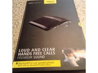 Jabra Freeway Bilhandsfree Bluetooth