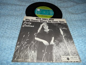 Judy Collins - Both Sides Now (si) Sve 1968 VG+/EX