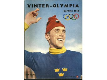** NILSSON, TORE :  Vinter-Olympia 1956   **