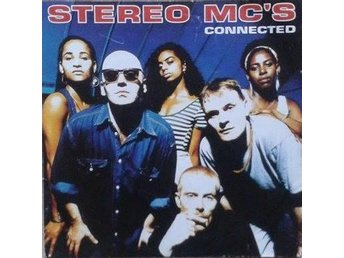 Stereo MC's title* Connected* EU  7""