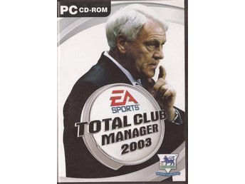 TOTAL CLUB MANAGER 2003 - EA Sports - PC