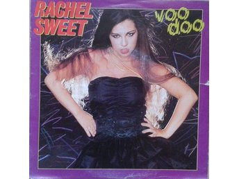 "Rachel Sweet title*  Voo Doo* Pop, Euro  7"" Netherlands"