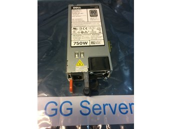 Dell Hot-plug PSU 750W 6W2PW till Poweredge R620 R720