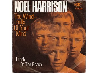 Noel Harrison The Windmills of your mind