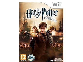 Harry Potter and the Deathly Hallows Part 2 - Nintendo Wii