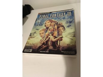 Final fantasy XII (12) guide