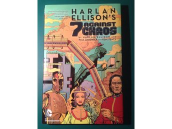 7 Against Chaos - Harlan Ellison - DC