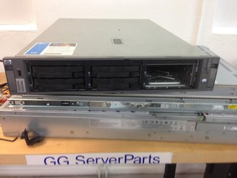 HP Proliant DL380 G4 1x3,4Ghz 2GB SmartArray 6i 2xPSU