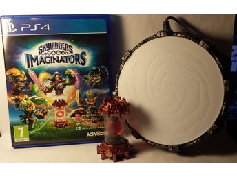 Skylanders imaginators PS4 playstation 4 start set