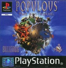 Populous The Beginning - Playstation PS1