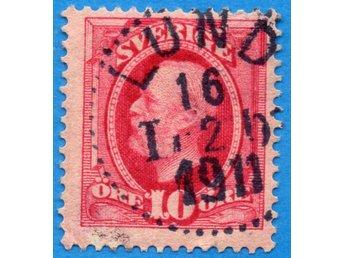 F54 LUND 1911.02.16 (11754) MG - Luleå - Facit nr: 54Ort: LUND Datum: 1911.02.16Landskap: Skåne (SK)Facit Värde: 2 (Facit SC 2018)Postal Värde: 1 (Postal IX)Objektnummer: 11754GARANTI:Alltid full returrätt oberoendeorsak inom 10 dagar!Läs 'mer info' under fraktLycka till, vi hoppas - Luleå