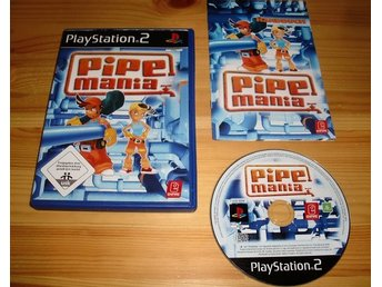 PS2: Pipe mania