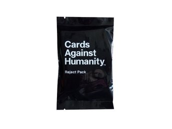 Cards Against Humanity - Reject Pack #1