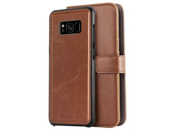 Magneto Vintage Brown Galaxy S8 Plus