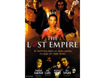 The Lost Empire 01 Peter MacDonald med Thomas Gibson, Ling Bai FIN DVD OOP