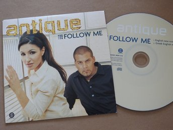 Antique - Follow Me CD Single 2001