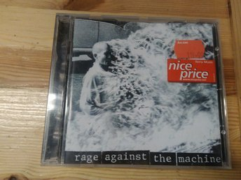 Rage Against The Machine - Rage Against The Machine, CD