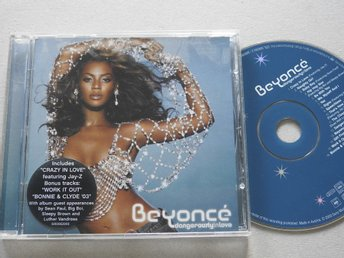Javascript är inaktiverat. - Nynäshamn - Beyoncé - Dangerously in Love CD1. Crazy In Love (Featuring Jay-Z)2. Naughty Girl3. Baby Boy (Featuring Sean Paul)4. Hip Hop Star (Featuring Big Boi & Sleepy Brown)5. Be With You6. Me, Myself & I7. Yes8. Signs (Featuring Missy Elliott)9. Spe - Nynäshamn