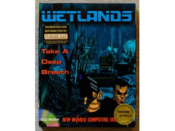 Wetlands PC PCCD New World Computing 1995