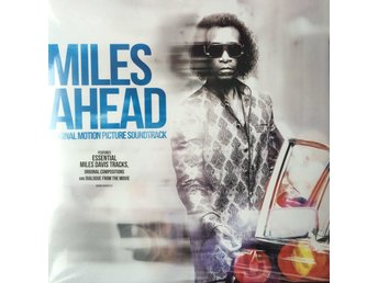 MILES DAVIS - MILES AHEAD ORIGINAL SOUNDTRACK GATEFOLD NY 2-LP