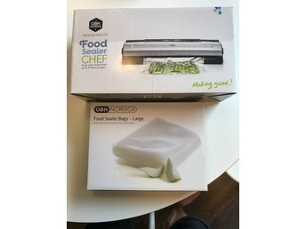 OBH Nordica food sealer chef