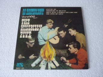 The Hillbilly Five SWE DISC SWEP 105 EP fr.1963 Go Hootenanny With  H. B. Five