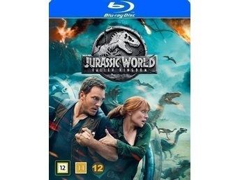 Jurassic World 2 - Fallen Kingdom (Blu-ray). NY