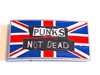 Bältesspänne - Punks not dead