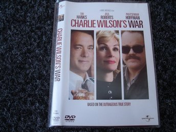 DVD-CHARLIE WILSONS WAR *Tom Hanks, Julia Roberts, Philip Seymour Hoffman*