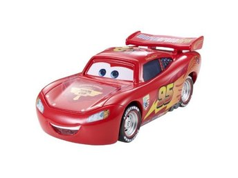 Cars Disney Bilar Pixar Mcqueen Himself Racing Wheels metall