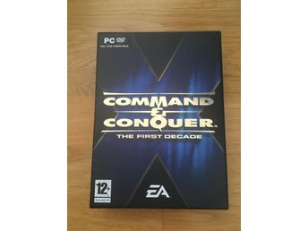 Command & Conquer: The First Decade - PC (357598157) ᐈ Köp