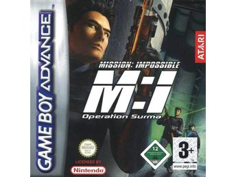 Mission Impossible: Operation Surma - Gameboy Advance