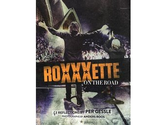 Roos Anders: RoXXXette on the road (Bok)