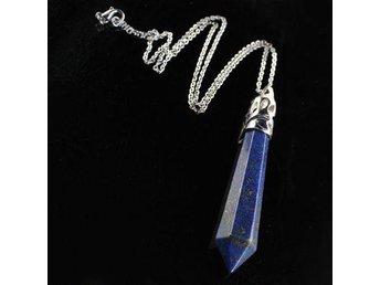 Pendel/Hänge i Lapis Lazuli - Laxå - Pendel/Hänge i Lapis Lazuli - Laxå