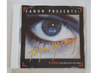 For you eyes only - CD-skiva