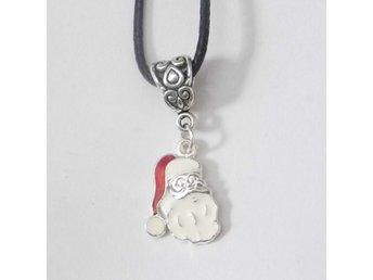 Jultomten halsband / Santa Claus necklace