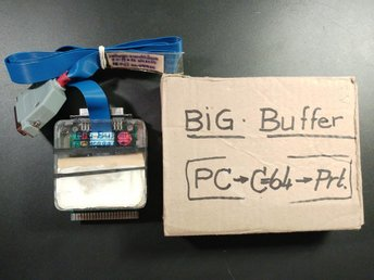 Big Buffer PC - C64 - Printer till Commodore 64 / 128 C64 / C128 - Torslanda - Big Buffer PC - C64 - Printer till Commodore 64 / 128 C64 / C128 - Torslanda