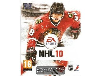 NHL 10 (komplett) till Sony Playstation 3, PS3