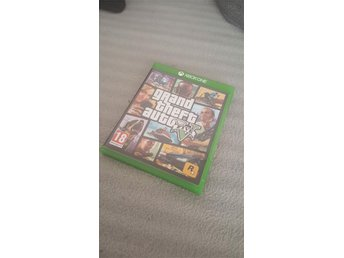 Grand Theft Auto V (GTA5) till Xbox One